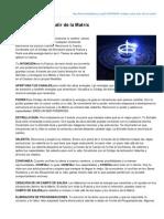 Hermandadblanca.org-64 Cdigos Para Salir de La Matrix