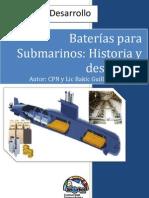 Baterías para Submarinos