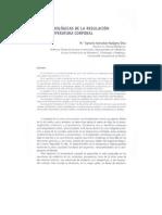 Bases Fisiológicas de la Regulación de la Temperatura Corporal