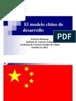 Modelo Chino de Desarrollo