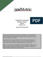 Nationwide Patent Metrics Summary 2013-01[1]