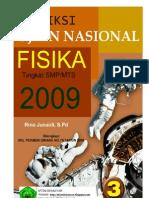 Soal Un Fisika Smp 2009-1
