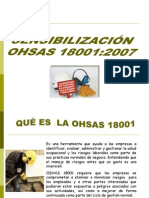 Sensibilizacion de Oshas 18001(Simi)