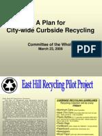 Presentation Recycling
