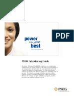 PSEG Interviewing Guide