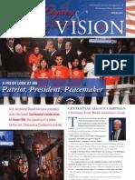 Nixon Foundation Newsletter - Spring 2013