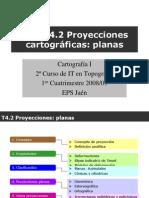 Tema 4-2. Proyecciones
