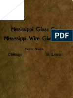 (1920) Mississippi Wire Glass Company