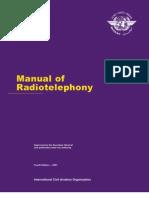Radiotelephony ICAO