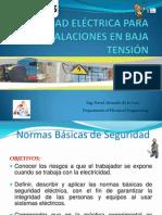 SEGURIDAD ELÉCTRICA PARA INSTALACIONES EN BAJA TENSIÓN (2).pptx