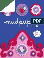 Mudpuppy Fall 2013 Catalog