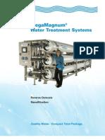 Koch MS- RO MegaMagnum Water Treatment Syst Broch