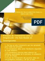 Tratamiento en Adicciones - Dr. Victor Alcazar Mendoza