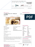 Receita de Pãozinho de café com recheio de chocolate - Culinária - MdeMulher - Ed