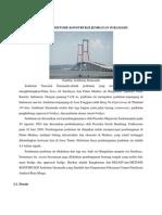 Desain Dan Metode Konstruksi Jembatan Suramadu