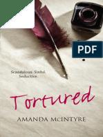 Tortured by Amanda McIntyre - Chapter Sampler