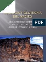 Geologia y Geotecnia Del Macizo