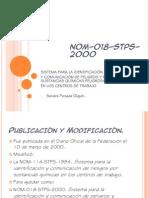 Nom 018 Stps 2000 Salud