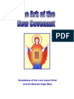 The arc of the new covenant, testimony by Catalina, visionary