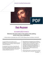 The passion of Jesus, testimony of Catalina, visionary