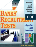 Upkars book for Latest Bank Recruitment Tests