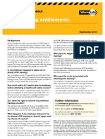 HSR Training Entitlements Final