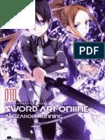 Sword Art Online 10 - Alicization Running