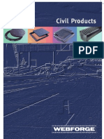 Webforge Civil Products Brochure