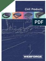 Webforge Civil Products Brochure