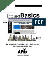 Internet Basics Handout