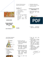 Leaflet Diet Lambung Gastropati Angga