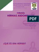 Hernias de Pared Abdominal