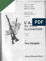 ABC Jeune Clarinettiste Vol1 Vol2