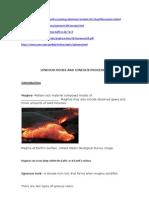 Petrologia Ignea en Ingles