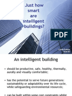 Just how smart are intelligent buildings?