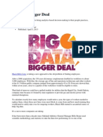 Big Data - Article