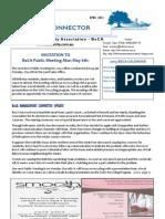 BeCA Newsletter 3 – April 2013