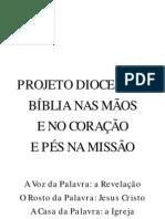 Biblia Nas Maos