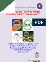 Guia de Bolsillo Dengue Clasico y Hemorragico