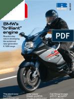BMW K1300 Engine Case Study