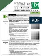 LP1 GUÍA TP1 B 2013 clases 6-7