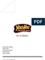 Yoo-hoo Brand book