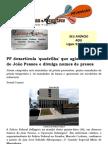 PF desarticula 'quadrilha' que agia em Fórum de João Pessoa e divulga nomes de presos