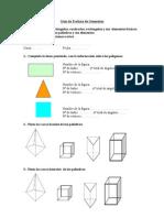 Guía de Trabajo de Geometría