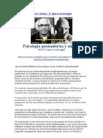 Psicología posmoderna y mística