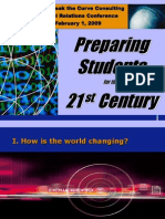 Preparing Students for the 21st Century-Jerald