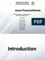 CasePres Pneumothorax