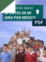 El pais desde Abajo, Apuntes de mi Gira por Mexico