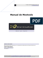 Manual Mootools