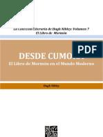 DESDE CUMORA. El Libro de Mormón en el Mundo Moderno -  Hugh Nibley